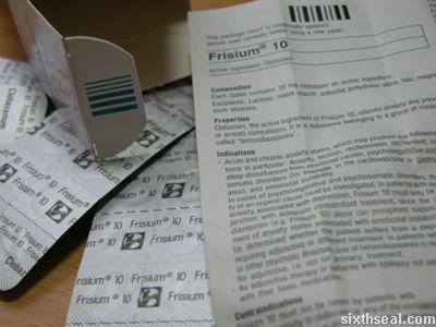 frisium insert