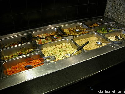 carvery hot