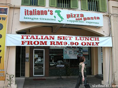italianos kuching