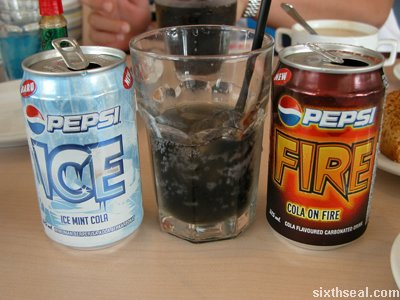 pepsi fire ice mix