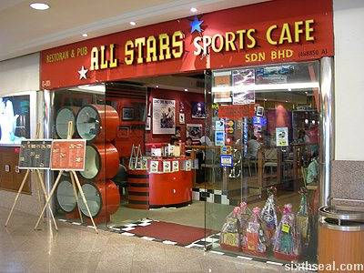 all stars midvalley