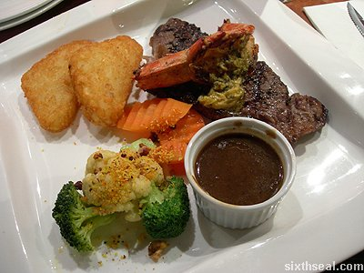 all stars surf turf