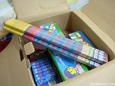 cny06 firecrackers box