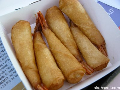 6prawn wrappers