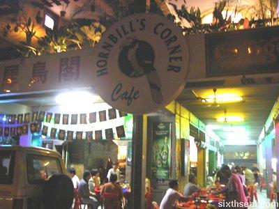 hornbills corner cafe