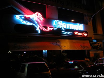 mermaid music cafe