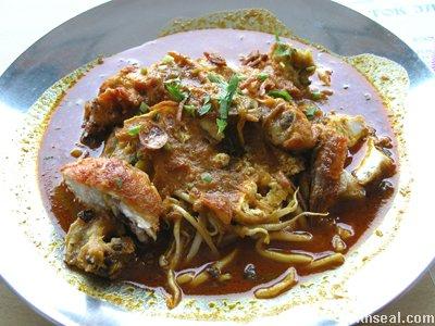 tok janggut curry mee