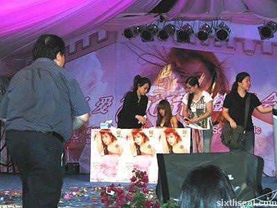 jolin autograph