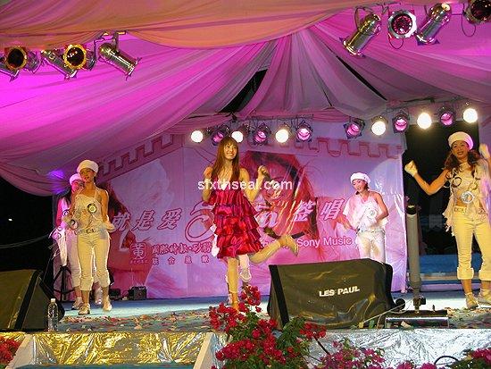 jolin concert