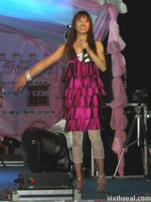 jolin stage