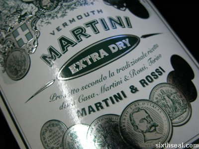 martini rossi vermouth