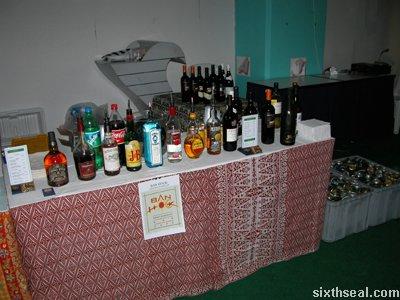 open bar veritas dun mix