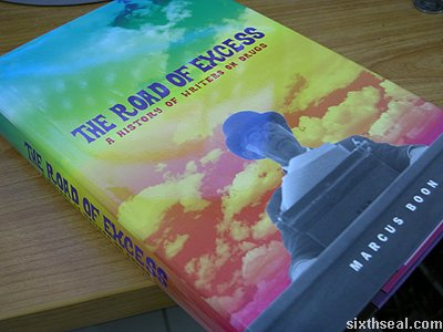 road of excess book