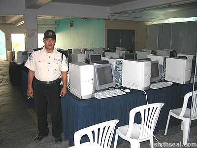 security wcg 2004