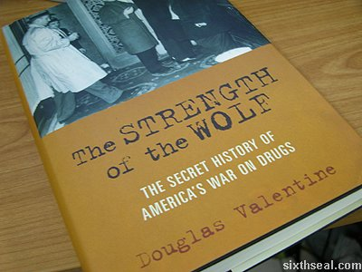 strength of the wolf book