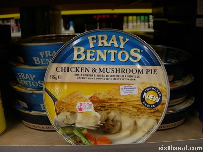 fray bentos pie can store