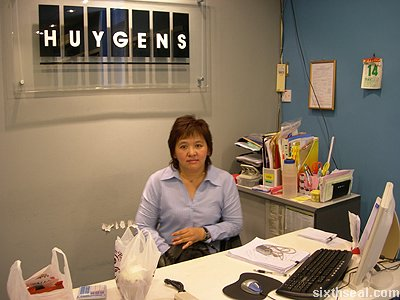 huygens office penny