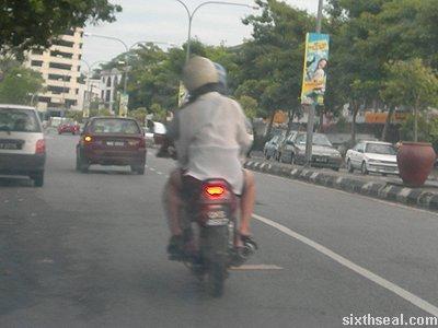 motorbike wide wide