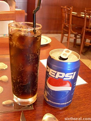 thymes pepsi