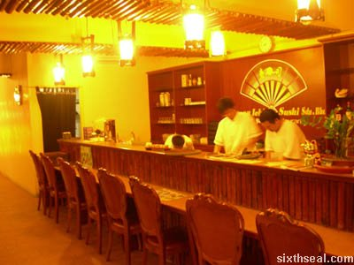 nippon ichi sushi bar