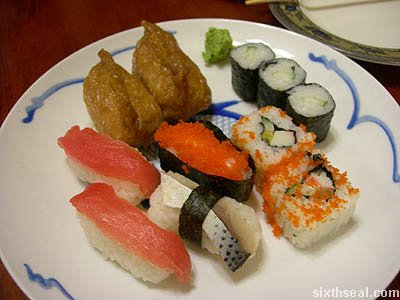 nippon ichi sushi nigiri