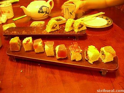 nippon ichi sushi rainbow