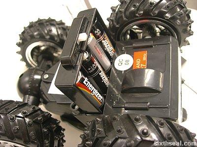 rc turbo tumbler batt slot