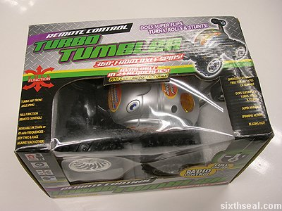 rc turbo tumbler box