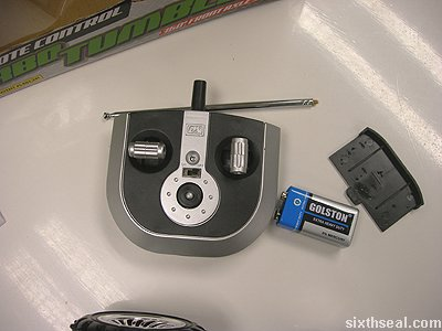 rc turbo tumbler remote