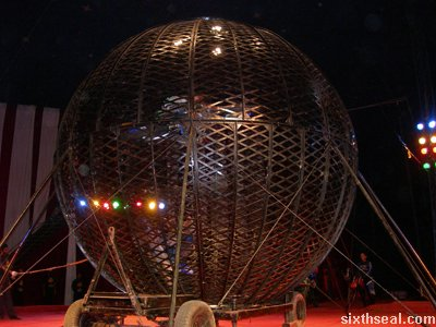 sphere of terror