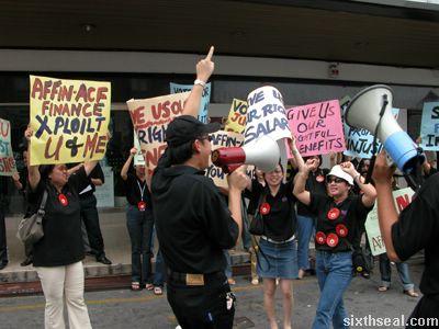 affin protest 2