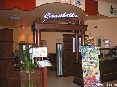 casabella restaurant