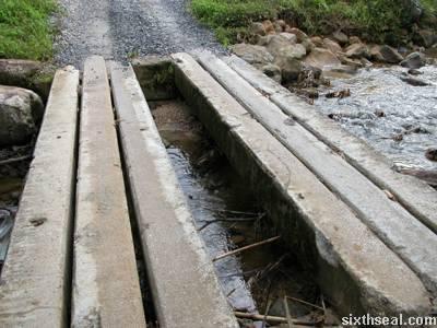 piling bridge