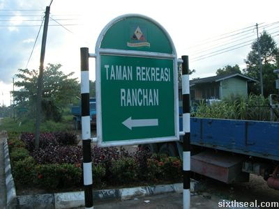 taman recreasi ranchan