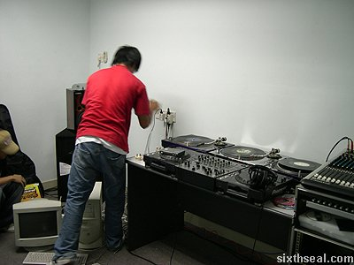 fidelity mix room