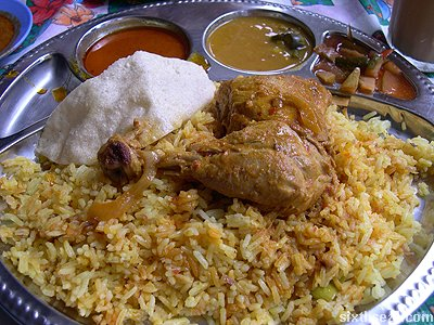 islamik balkis briyani