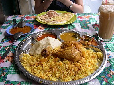 islamik balkis food