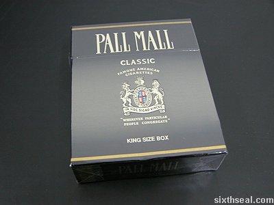 pall mall classic