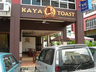 kaya toast review