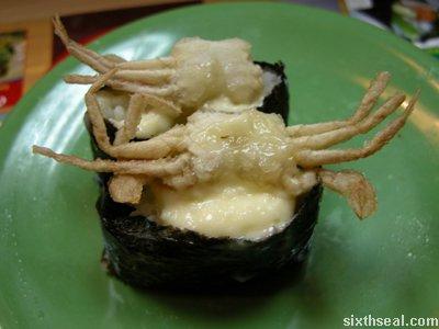 akira crab