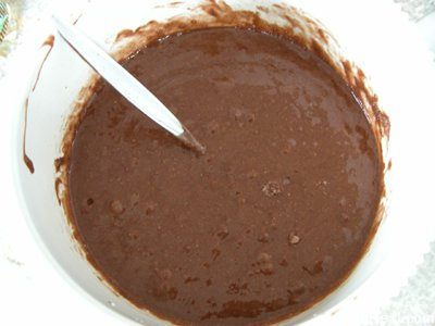 cake mix stir