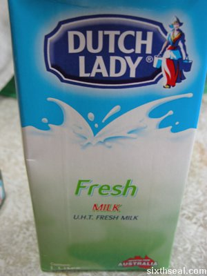 carmelle milk
