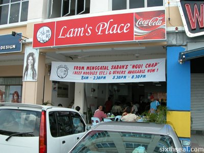 lams place