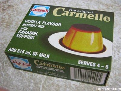 original carmelle box