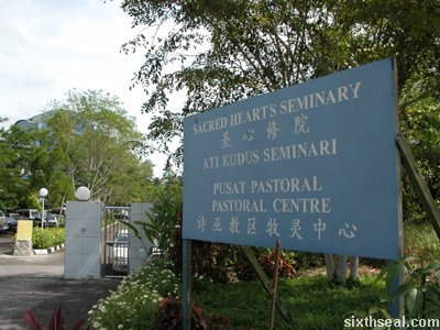 sacred heart seminary