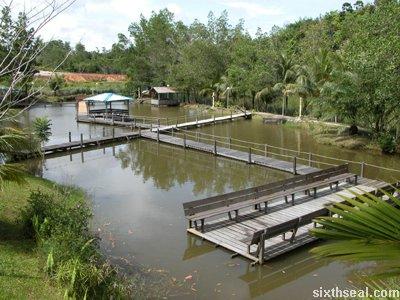 sc seminary pond