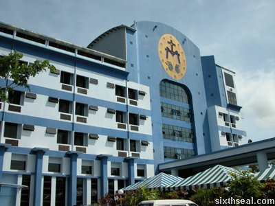 sc seminary sibu