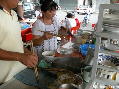 sibu kampua cooking