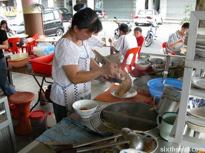sibu kampua mixing