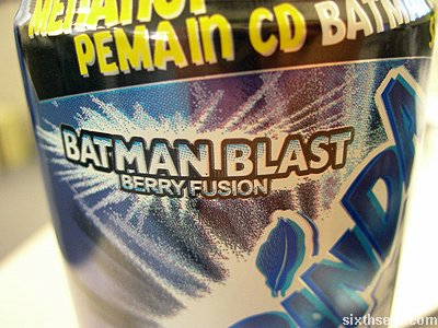 batman blast berry fusion